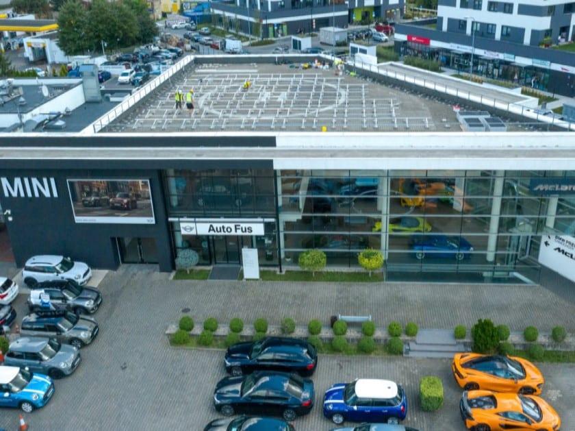 Instalacja dla BMW